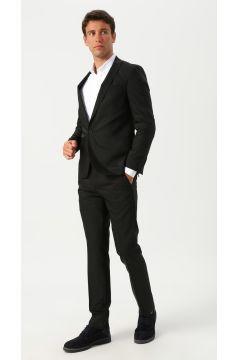 Beymen Business Siyah Düz Takım Elbise(113988165)