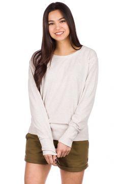 Kazane Patrika Long Sleeve T-Shirt bruin(85186926)