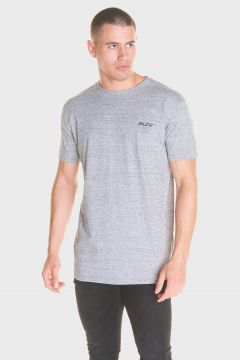 883 Police Stretch Grey Mens Designer T-Shirts(117512342)