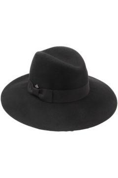 Chapeau Seeberger Chapeau feutre large bord femme Karen noir(88563350)
