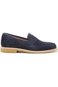 Chaussures Hugs Co. Mocassins en daim semelle crêpée en caoutchouc(115401830)