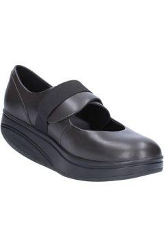 Ballerines Mbt ballerines noir cuir AC460(115393597)