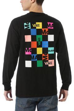 Лонгслив Vans X MoMA Branded Long Sleeve(125494617)