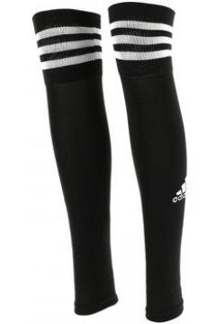 Chaussettes adidas Teamsleeve sanspied noir(127855828)