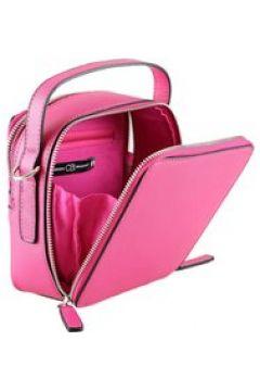 Lässige Umhängetasche Andrina in puristischem Design Collezione Alessandro pink(111505934)