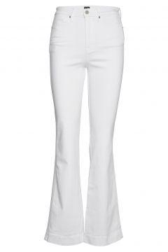 High Rise Flare Jeans Jeans Mit Schlag Weiß GAP(116333773)