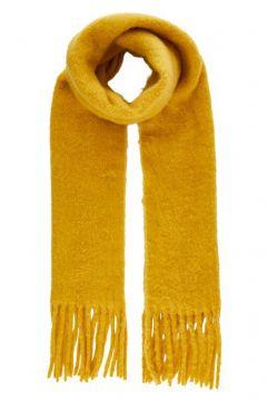 MAMA.LICIOUS Douce Foulard Long Women yellow(110457614)