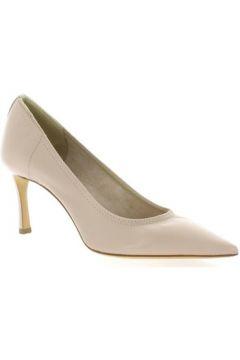 Chaussures escarpins Giancarlo Escarpins cuir nude(127910209)
