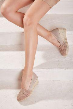 Bambi Bej Kadın Ayakkabı(109223172)