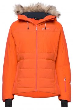 Kikkut Down Jacket Gefütterte Jacke Orange SKOGSTAD(114156339)