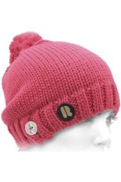 Bonnet Riggler Bonnet pompon femme Carrapateira rose(88689739)