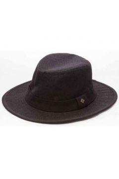 Chapeau Obey Chapeau Aaron Brim Hat Noir(115434063)