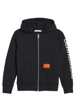 Sweat-shirt enfant Calvin Klein Jeans IB0IB00013 LOGO TERRY(88629765)