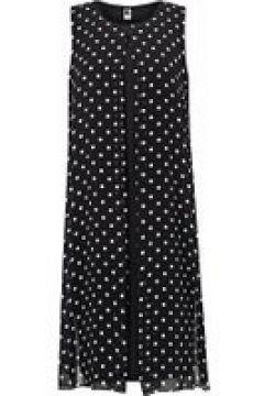 Etuikleid Kleid ohne Arm Anna Aura schwarz/weiß(120925053)