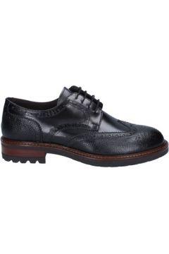 Chaussures J Breitlin élégantes noir cuir BX163(115442488)