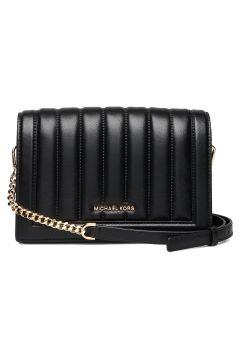 Lg Fullflp Chn Xbody Bags Small Shoulder Bags - Crossbody Bags Schwarz MICHAEL KORS BAGS(108573885)