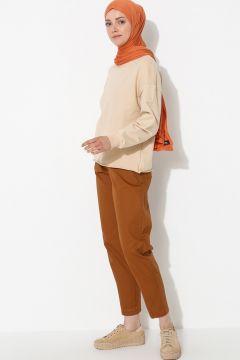 Pantalon Timin Tabac(119071370)