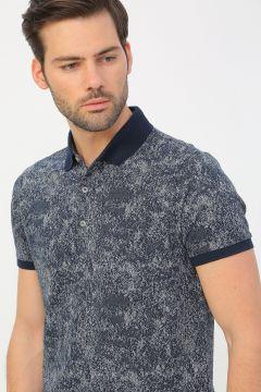 Fabrika Lacivert Erkek Polo T-Shirt(113995129)