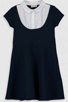 Çocuk Kız Çocuk Basic Elbise(123169737)