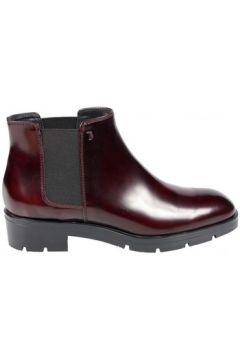 Boots Tod\'s Boots Lena Vernis Bordeaux(127852269)