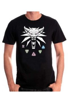 T-shirt Jinx T-shirt The Witcher - Signs of the Witcher(127853631)