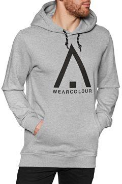 Wear Colour Wear Kapuzenpullover - Grey Melange(100259881)