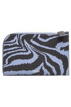 Wallet Bags Card Holders & Wallets Wallets Blau GANNI(116334709)