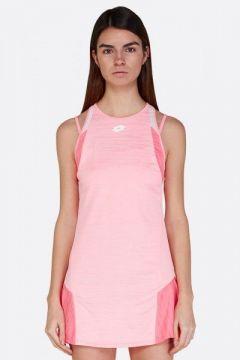 Теннисное платье женское Lotto TOP TEN W II DRESS PLSWEET ROSE/VIVID ROSE 212837/5PB(115048588)