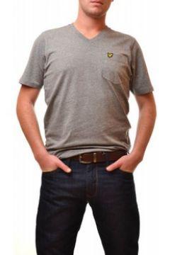 T-shirt Lyle Scott T-Shirt Lyle and Scott gris Vintage pour homme(115387343)