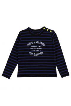 T-Shirt mit Knöpfen(114142213)