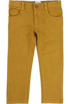 Pantalon enfant Carrement Beau Pantalon moutarde(98528943)
