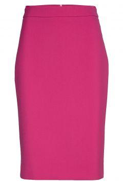 Vinoa1 Knielanges Kleid Pink BOSS(116153914)