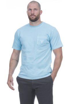 T-shirt Ruckfield T-shirt homme été turquoise(115535322)