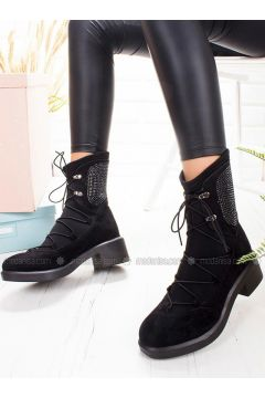 Black - Boot - Boots - Ayakkabı Frekansı(110322688)