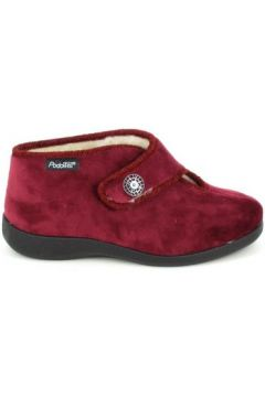 Chaussons Fargeot Caliope Bordeaux(115459444)