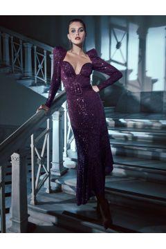 Koton Kadın Pul Detayli Elbise(119284917)