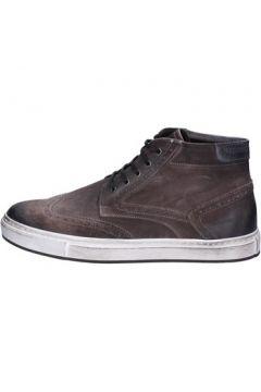 Chaussures Bruno Verri sneakers gris daim ay64(115443250)