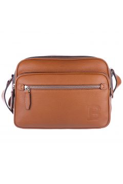 Men's leather cross-body messenger shoulder bag pulitzer(118071382)