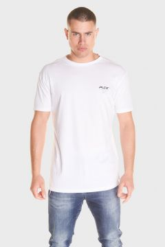 883 Police Stretch White Mens T-Shirts(116950326)