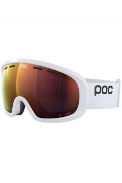 POC Fovea Mid Clarity Hydrogen White wit(96278390)