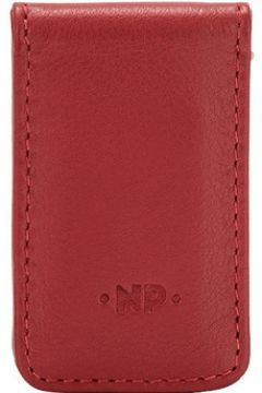 Portefeuille Nuvola Pelle Pince à billets en cuir Nappa - Pete - Rouge(115538964)