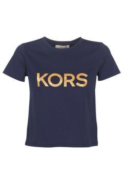 T-shirt MICHAEL Michael Kors LOGO FOIL BABY TEE(115521590)