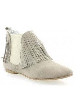 Boots Ippon Vintage Boots cuir velours(98528860)