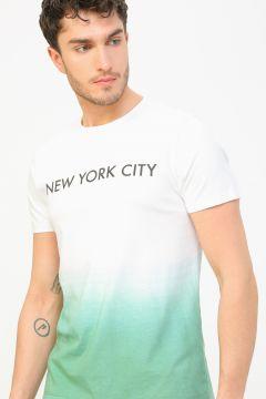 Aeropostale Yeşil T-Shirt(113995331)