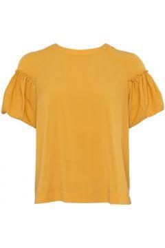 T-shirt French Connection T-shirt uni manches courtes(115485115)