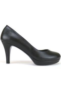 Chaussures escarpins Bottega Lotti escarpins noir cuir AJ559(115400262)