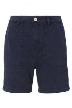 TOM TAILOR DENIM Damen Cargo Shorts , blau, Gr.XL(116973437)