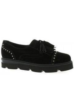 Chaussures Mitica Mocassins cuir velours(127909238)
