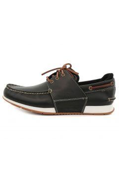 Timberland Heger\'s Bay 3 Eye Boat Erkek Günlük Ayakkabı Siyah(82477363)