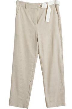 Chinots On Parle De Vous Pantalon chino à rayures(98501733)